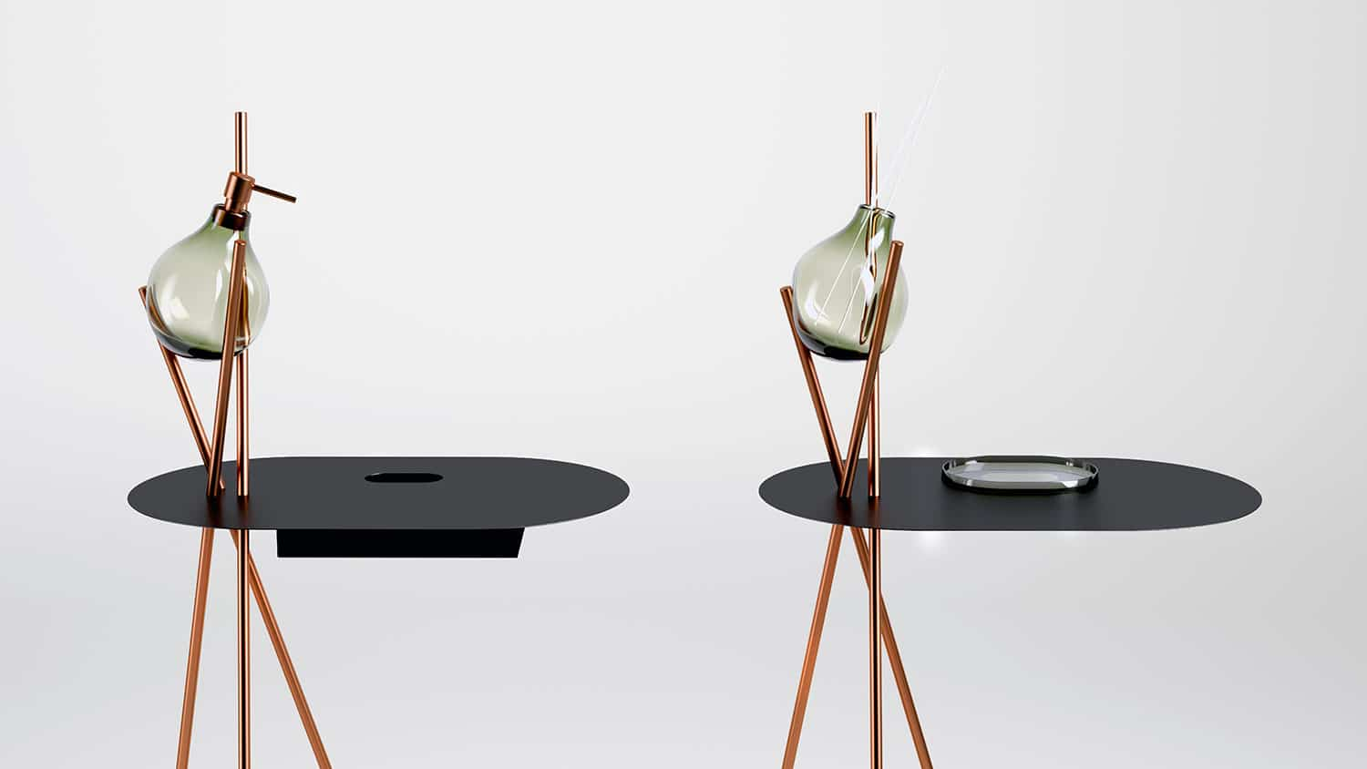 Shangai Irregular Collection by Paratico Design